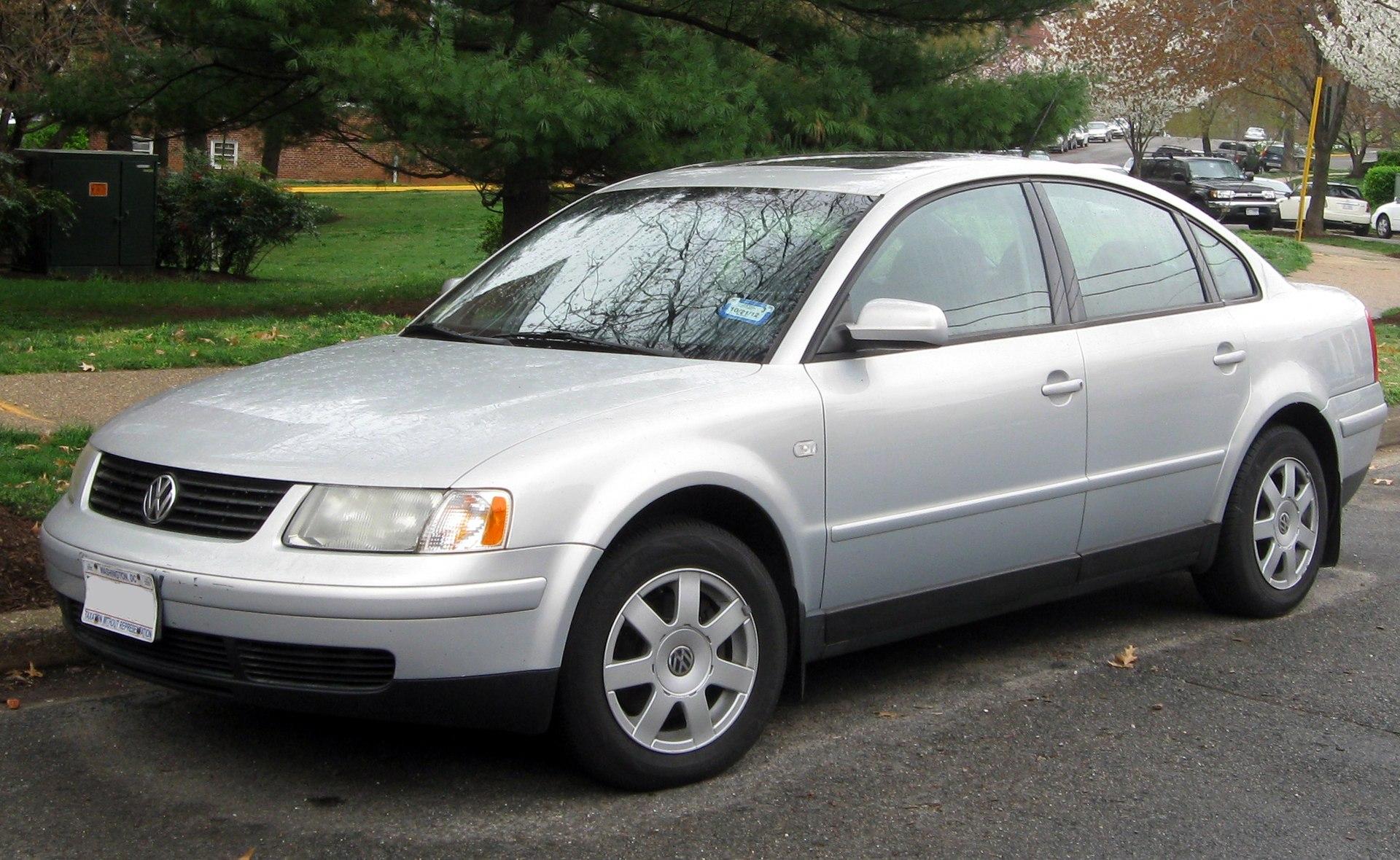 Volkswagen Passat (B5) - Wikipedia