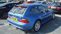 1999 BMW Z3M Coupe 3.2 (15378247205).jpg