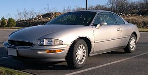 GM G platform (1995) - 1999 Buick Riviera