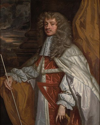 George Villiers, 2nd Duke of Buckingham - Image: 1st Lord Clifford