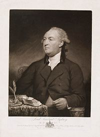托马斯·汤森,第一代悉尼子爵