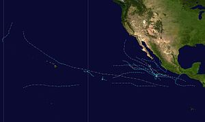2000 Pacific hurricane season