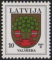 20010912 10sant Latvia Postage Stamp.jpg