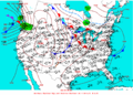 2003-10-20 Surface Weather Map NOAA.png