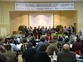2004 Nov. Franconia Conference new ministers.jpg