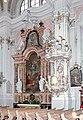20050903080DR Toblach (Bozen) Pfarrkirche Johann Baptist Kanzel.jpg