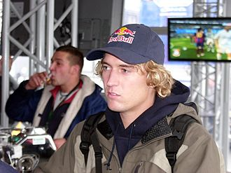 Anthony West (motorcycle racer) - West in 2005