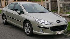 peugeot 407 wikipedia rh en wikipedia org White Peugeot 407 Peugeot 407 Interior