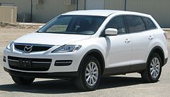 Mazda CX-9 przed I liftingiem