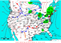 2009-05-07 Surface Weather Map NOAA.png