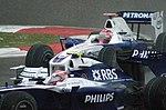 2009 Formula 1 Grand Prix of China - Shanghai Circuit (3480017506).jpg