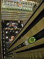 2009 New York City Marriott Marquis elevators.jpg