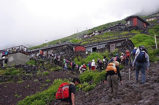 20100728 Climbing Mt Fuji 6304