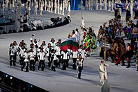 2010 Opening Ceremony - Bulgaria entering.jpg