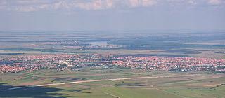 Dobanovci Town in Serbia