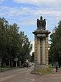 2012-07-20 Правая колонна Смоленских ворот. Гатчина, Россия.jpg