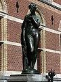 20130420 Amsterdam 06 statue at Rijksmuseum.JPG