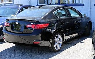 Acura ILX - 2013 Acura ILX