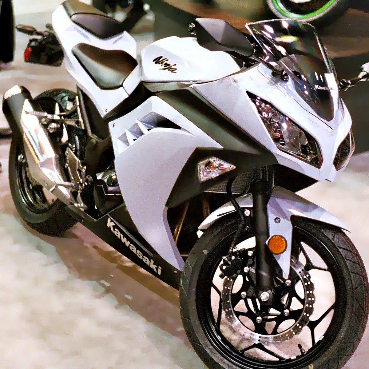 Kawasaki Cbr