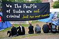2014-06-02 Sudan Flüchtlinge Protest gegen Abschiebung, Weißekreuzplatz Hannover, (47).JPG