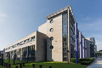 Deutsche Gesellschaft für Internationale Zusammenarbeit - Building of GIZ headquarters in Bonn, Germany