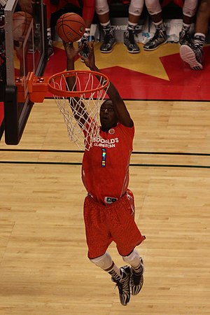 Theo Pinson - Pinson in the 2014 McDonald's All-American Boys Game
