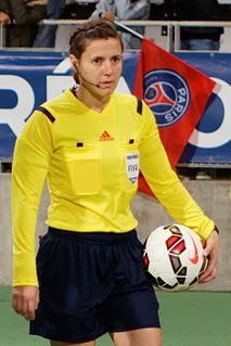 Kateryna Monzul association football referee