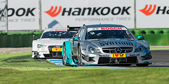 Mücke Motorsport - Juncadella for Mücke Motorsport in Deutsche Tourenwagen Masters 2014.