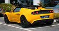 2014 Lotus Elise CR in Glenmarie, Malaysia (02).jpg