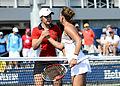 2014 US Open (Tennis) - Tournament - Barbora Zahlavova Strycova and Ashleigh Barty (15095758762).jpg