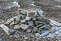 2015-09-11 01 Cairn for Joseph-René Bellot at Beechey Island, NU Canada.jpg
