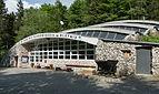 2015 Jaskinia Niedźwiedzia w Kletnie, pawilon wejściowy 02.JPG
