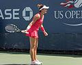 2015 US Open Tennis - Qualies - Alexandra Panova (RUS) (26) def. Paula Kania (POL) (20992864045).jpg