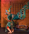 2016 Phnom Penh, Tradycyjny Kambodżański Pokaz Tańca (076).jpg