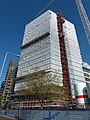 2016 Woolwich, construction site Cannon Square - 3.jpg