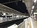 201801 Yamanote Line Tracks at Ueno Station.jpg