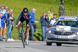 20180925 UCI Road World Championships Innsbruck Women Elite ITT Tayler Wiles 850 8594.jpg