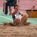 2018 DM Leichtathletik - Dreisprung Frauen - Klaudia Kaczmarek - by 2eight - DSC6750.jpg