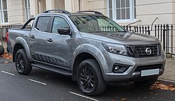 2018 Nissan Navara N-Guard DCi Automatic 2.3 Front.jpg