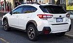 2018 Subaru XV (G5X) 2.0i-L wagon (2018-07-19) 02.jpg