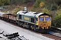 2018 at Filton Abbey Wood - relaying the main line (34) 66557.JPG