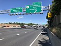 2019-06-14 16 15 21 View south along the Outer Loop of the Baltimore Beltway (Interstate 695) at Exit 12A (U.S. Route 1-Southwestern Boulevard, Arbutus) in Arbutus, Baltimore County, Maryland.jpg