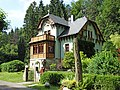 2019-07-18 Rosenthal-Bielatal-Schweizermühle 2, Villa Angela.jpg