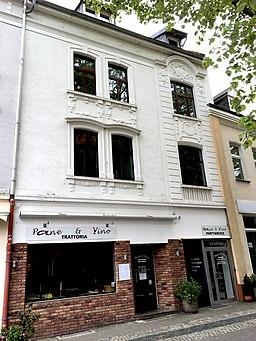 Friedhofstraße in Düsseldorf