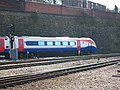 222003 Class 222 Meridian Tornado 24 March 2009 Sheffield Midland station pic 1.jpg