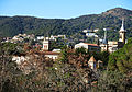 235 La Torre del Governador i Cal Vegetalí (Alella), des del c. Greny.JPG