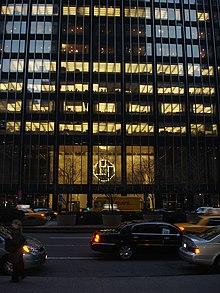Jp Morgan World Headquarters Wikipedia