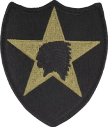2nd Infantry Division (United States) - Wikipedia