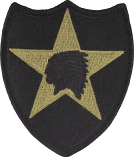 2nd Infantry Division (United States) active United States Army formation