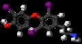 3,3',5-Triiodothyronamine 3D ball.png